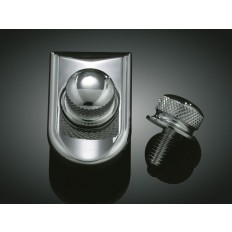 1/4 inch - 20 Knurled Screw Only