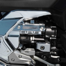 6-Speed Chrome Engine Covers Goldstrike Goldwing 2018