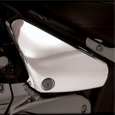 ABS CHROME SIDE COVERS