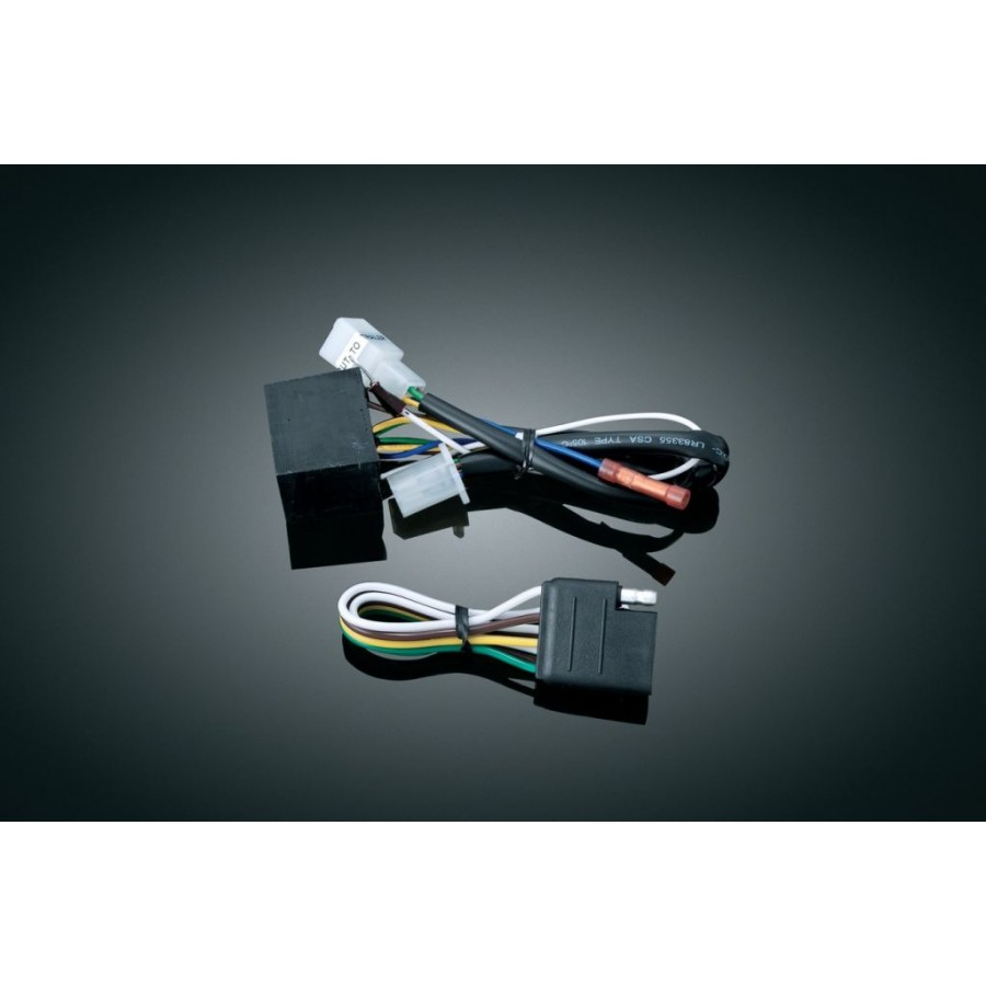 5 to 4 Wire Converter for Kuryakyn Trailer Wiring Harness ... Goldwing Trailer Wiring Harness on