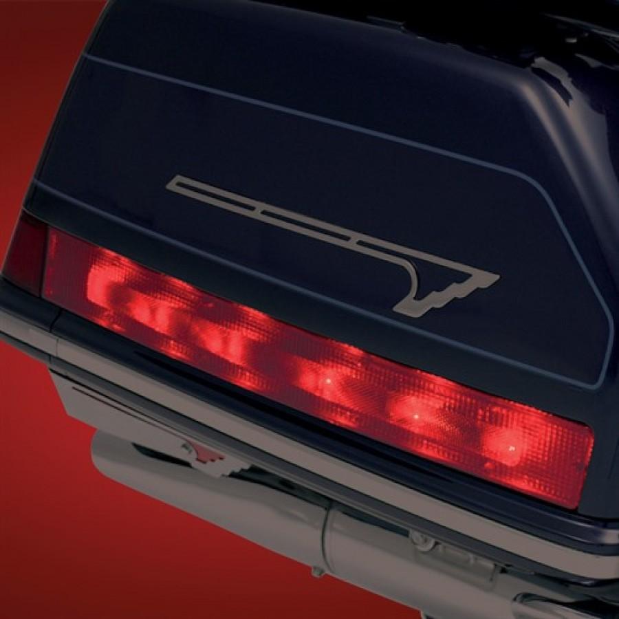 Podświetlane listwy na kufry motocykla Honda Goldwing GL1500