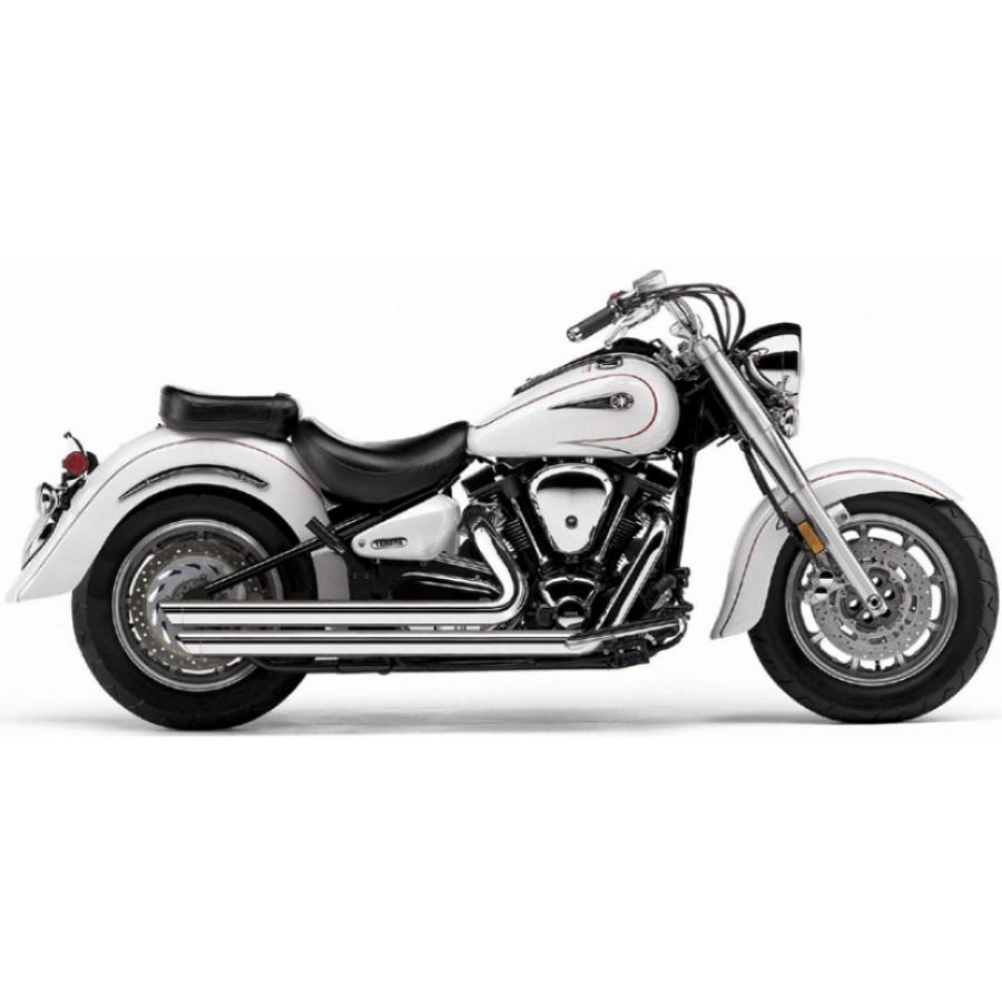 Wydechy Speedster Slashdown Yamaha V-Star 1100 Wyprzedaż!!