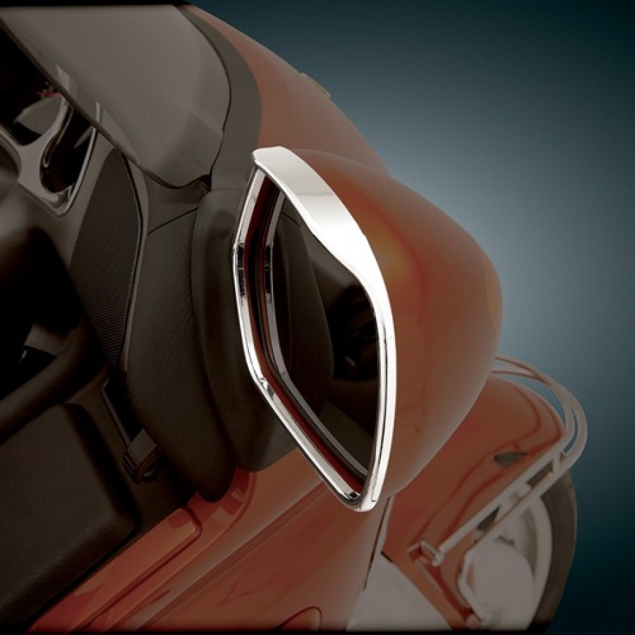 Nakładki na krawędź lusterka motocyklowego Goldwing