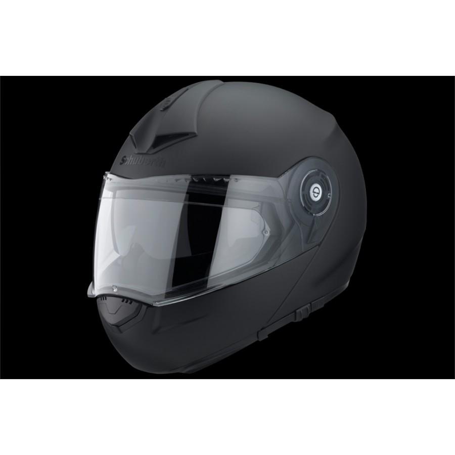 Schuberth C3 Pro Black Matt