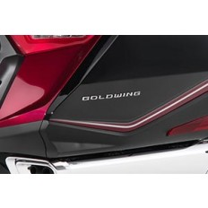SADDLEBAG EMBLEM GL1800 2018 Goldwing