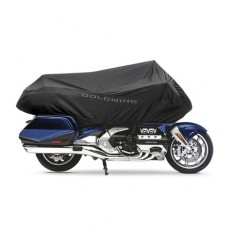 Pół pokrowiec na motocykl - czarny GL1800 2018 Goldwing