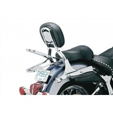 Motocyklowy bagażnik do oryginalnego oparcia