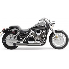 Wydechy  Slip-On Slashcuts Honda VTX1300