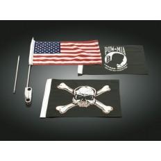 Amerykańska flaga do motocykli Harley Davidson
