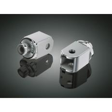 Adaptery Splined do motocyklowych podestów Honda VTX1300 VTX1800
