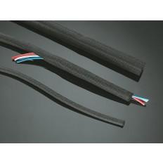 1/2 inch Wire Wrap - Black