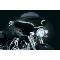 Motocyklowe deflektory na dłonie