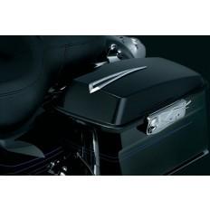 Akcenty na sakwy motocykla Harley Davidson