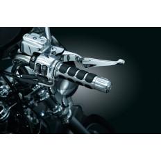 Chromowane przedłużenie manetek motocyklowych