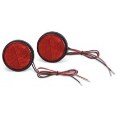 "2 1/8"" Round Red LED"