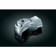 Chromowana nakładka na mocowanie sprzęgła motocykla