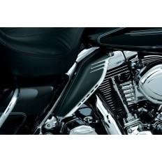 Akcenty na deflektory motocyklowe