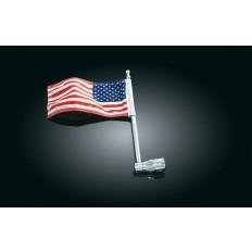 Flaga USA z mocowaniem na bagażnik GL 1800