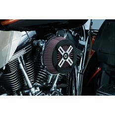 Chromowany filtr powietrza Street Sleeper Harley Davidson