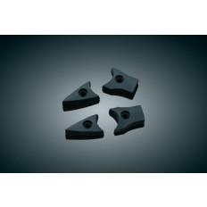Czarna guma na podnóżek Constellation Boards
