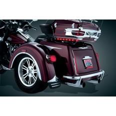 Akcenty na błotnik motocykla Trike
