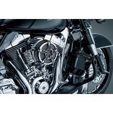 Chromowany filtr powietrza Mach 2 Harley Davidson