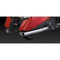 Tłumik GL MONSTERS SLIP-ONS - Honda GoldWing GL1800