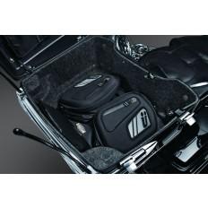 Torba XKÜRSION XR1.0 mocowana na bagażniku motocykla