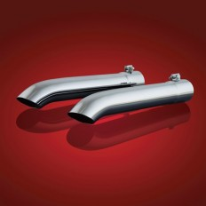 2-250 1 Single Exhaust Extension