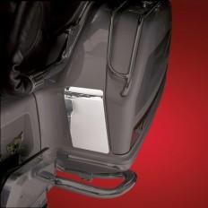Chromowane nakładki na kufry motocykla Goldwing GL1500