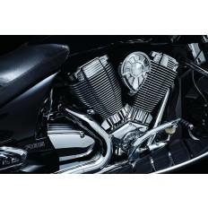 Osłona skrzyni biegów motocykla Victory