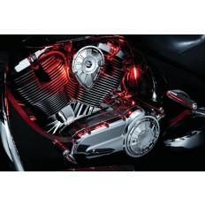 Motocyklowe podświetlenie silnika Lizard Goldwing
