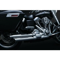 Crusher Power Cell Staggered Dual Exhaust