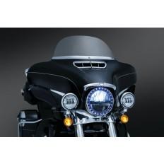 Daszek na owiewkę motocykla