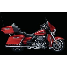 Dual Exhaust with Power Cell, Chrome