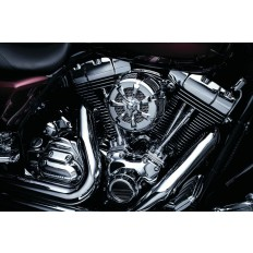 Chromowany filtr powietrza Alley Cat Harley Davidson