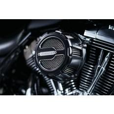 Chromowany filtr powietrza Crusher Maverick Harley Davidson