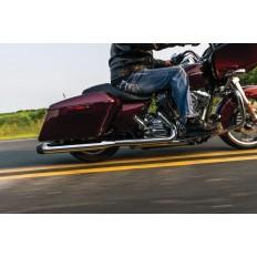 Chromowany tłumik Crusher Crusader Harley Davidson