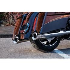 Motocyklowy tip do wydechów Harley Davidson