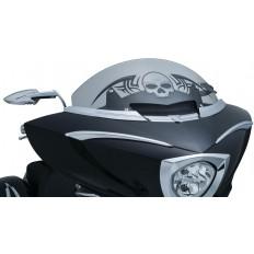 Motocyklowa szyba Zombie do owiewki motocykla Victory