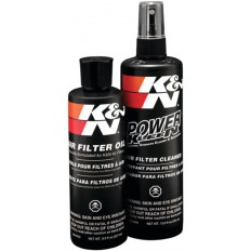 Zestaw do czyszczenia filtrów motocyklowych K&N