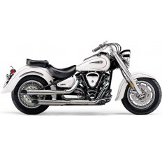 Wydechy Slip-On Slashcuts Yamaha Roadstar 1700 1600