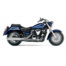 Wydechy Power Pro HP 2 into 1 Yamaha V-Star 1300