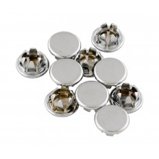 Chrome steel plugs