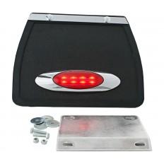 Chlapacz z owalnym światłem LED trike