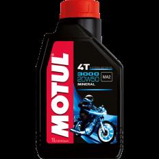 Olej silnikowy do motocykli Motul 3000 4T 20W50
