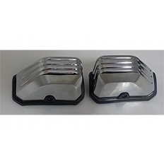 Chrome Saddlebag Guard Covers GL1800 2018