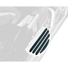 Czarna guma na podnóżek ISO-Boards