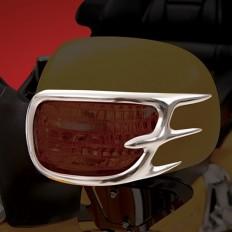 Pazurki na lusterka motocykla Honda Goldwing