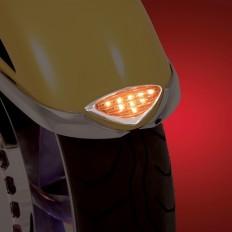 Emblemat na błotnik z podświetleniem LED